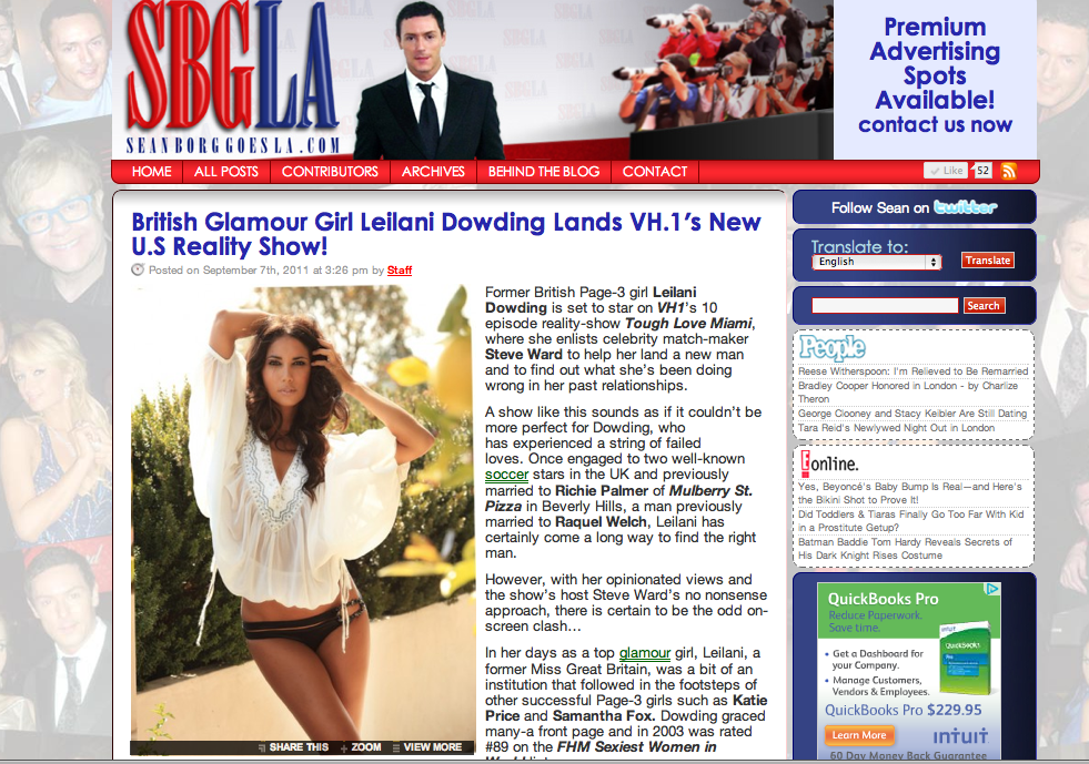 leilanidowding | The official blog of Leilani Dowding | Page 2